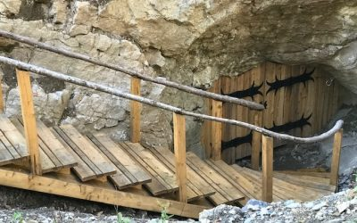 Un portail vers le monde souterrain